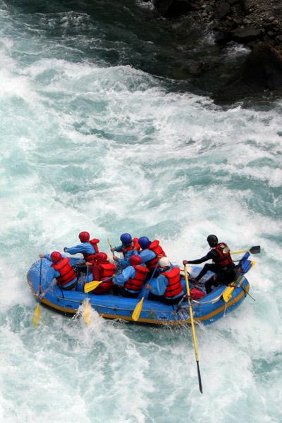Desciende uno de los ríos más salvajes de Europa