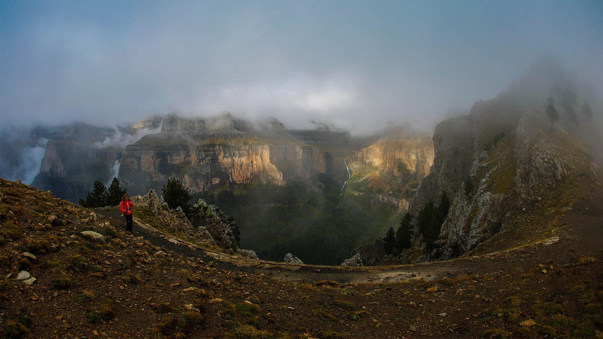 En busca de ascensiones míticas en el Pirineo aragonés