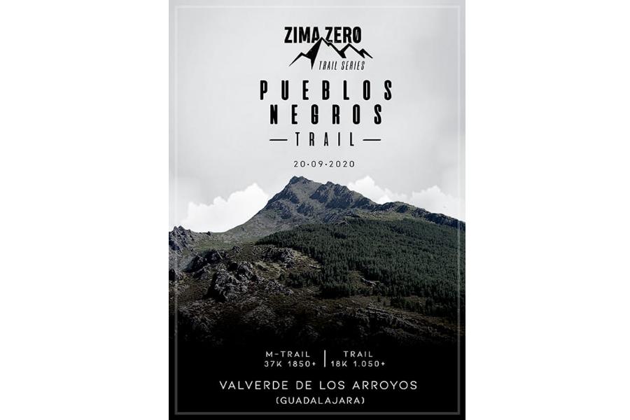 TRAIL PUEBLOS NEGROS. VALVERDE DE LOS ARROYOS (GUADALAJARA)