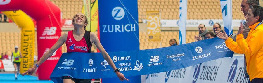 Planes de entrenamiento para el Zurich Maratón de Sevilla
