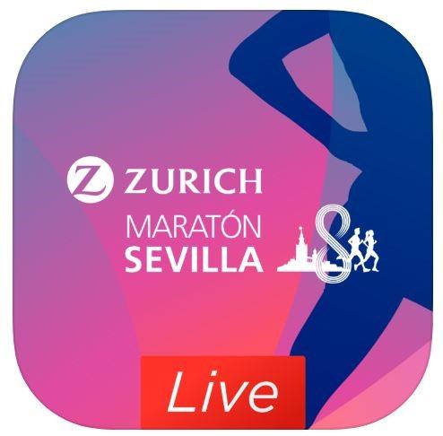 APP oficial del Zurich Maratón de Sevilla 2020