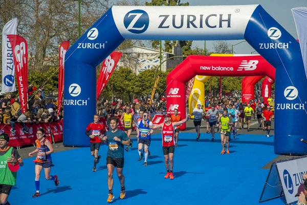 El Zurich Maratón de Sevilla, a ritmo de récord a seis meses de la salida