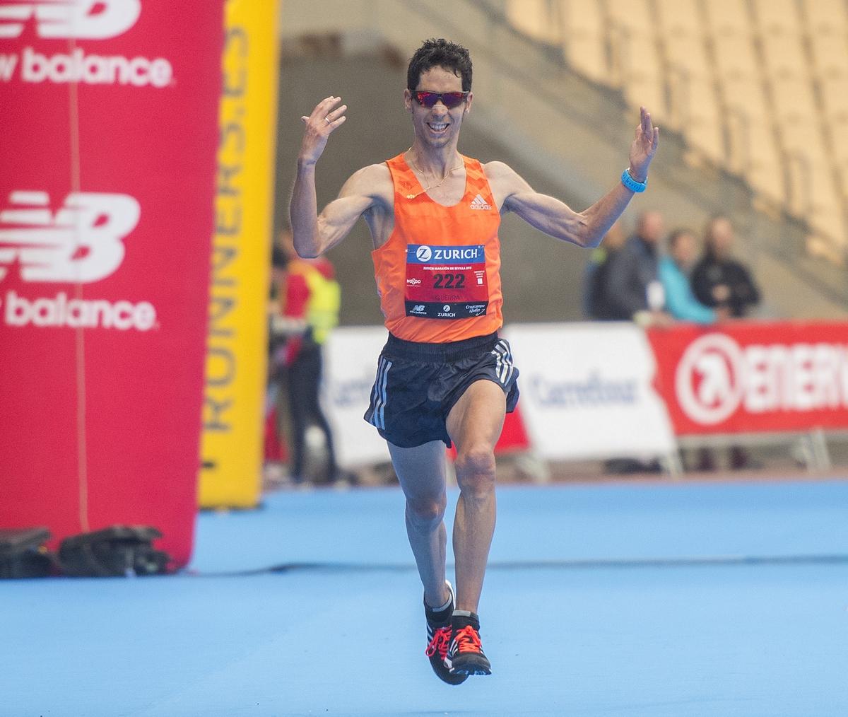 """Javi Guerra: """"En el Zurich Maratón de Sevilla  se va a ver un buen espectáculo"""""""