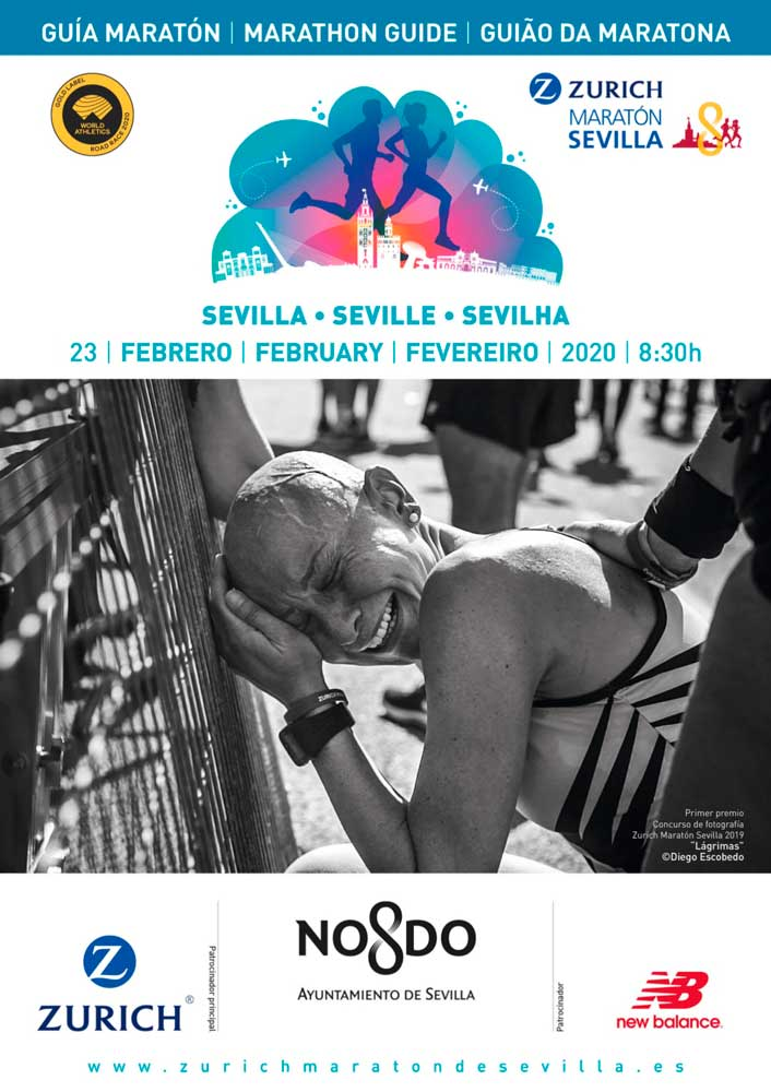 Revista y guía del atleta del Zurich Maratón de Sevilla 2020