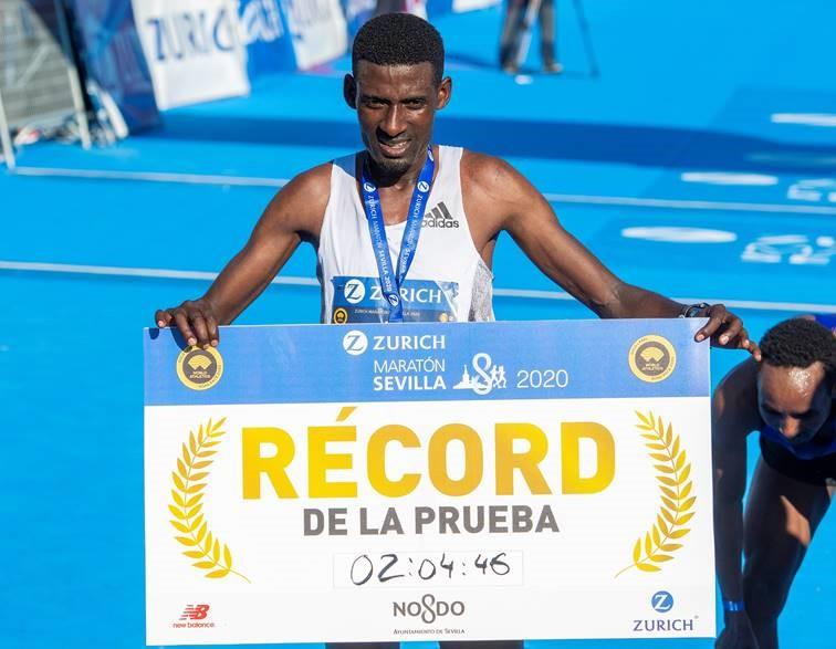Ocho años para la historia del Zurich Maratón de Sevilla