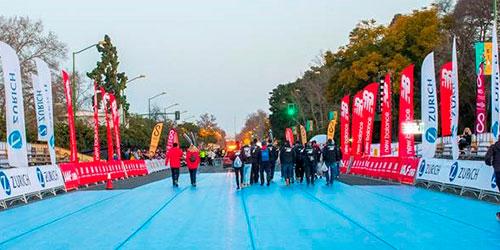 Transportes del Zurich Maratón de Sevilla