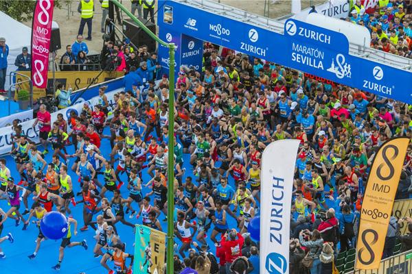 El Zurich Maratón de Sevilla 2020, Campeonato de España y clasificatorio para los Juegos Olímpicos