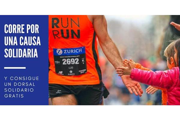 El Zurich Maratón de Sevilla, solidario