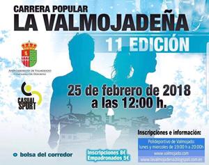 XI Carrera Popular La Valmojadeña