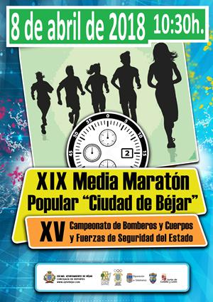 "XIX Media Maratón Popular ""Ciudad de Béjar"""
