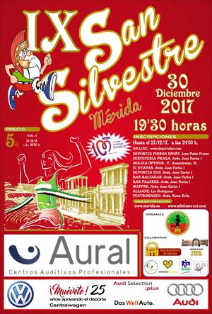 IX San Silvestre de Mérida