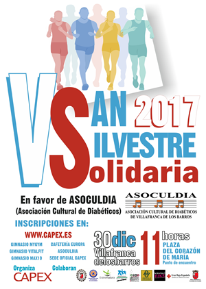 V San Silvestre Solidaria de Villafranca