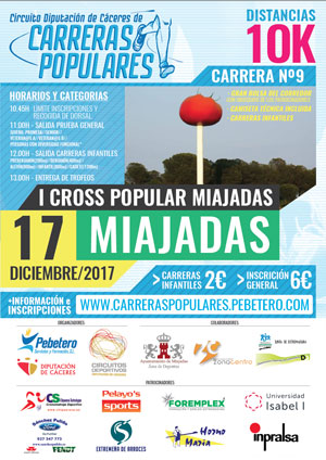 I Cross Popular Miajadas