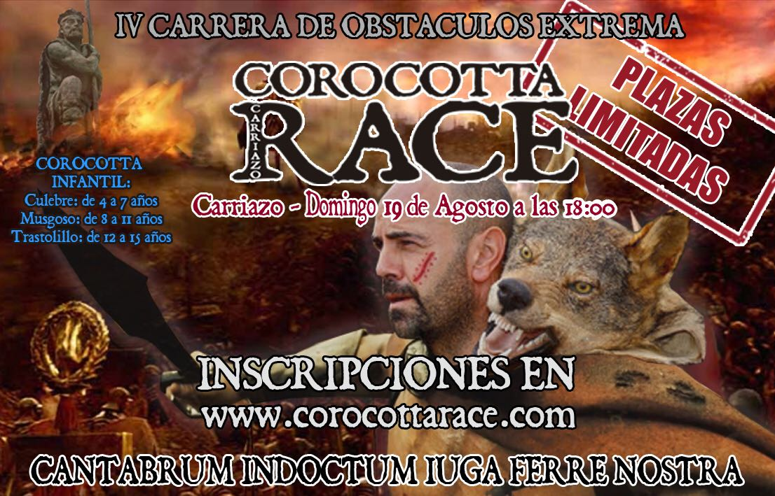 IV Corocotta Race 2018