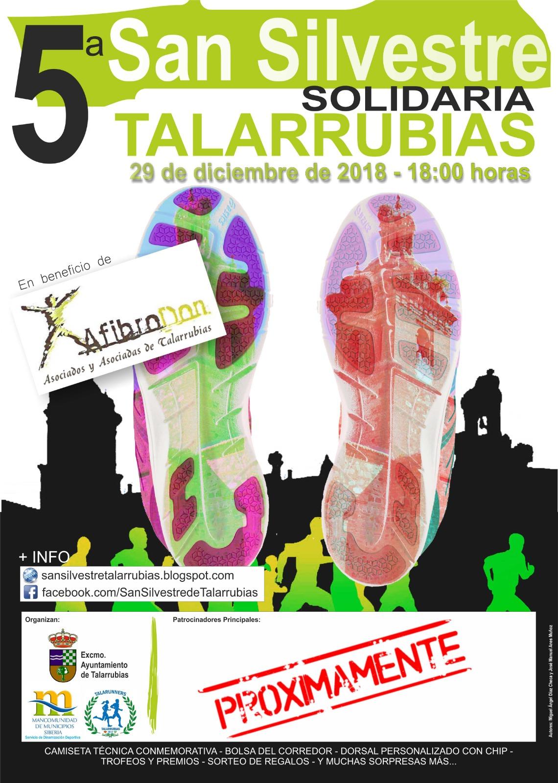 5ª San Silvestre Solidaria de Talarrubias
