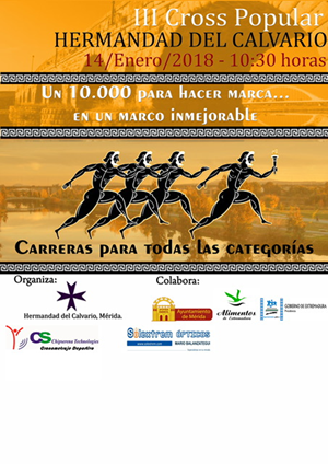 III Cross Popular Hermandad del Calvario