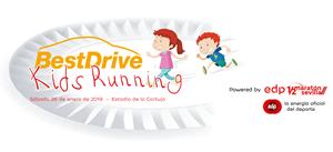 "I Carrera Infantil del EDP Medio Maratón de Sevilla, ""Besdrive Kids Running"""