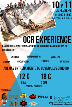 OCR Experience