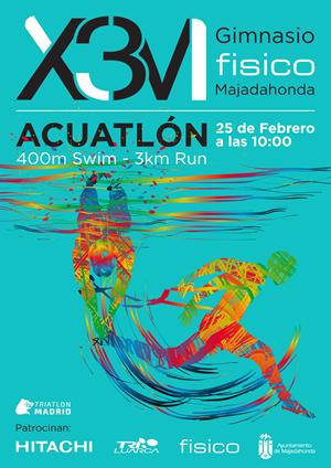 Acuatlón X3M 2018