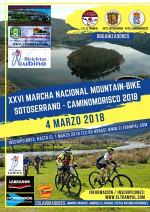XXVI Marcha MTB Sotoserrano-Caminomorisco