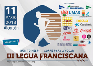 "3ª Carrera Popular ""Legua Franciscana Solidaria"""
