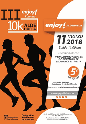 III ENJOY! Running 10K Salamanca
