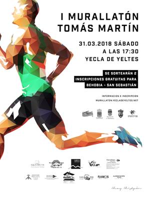I Murallatón Tomás Martín