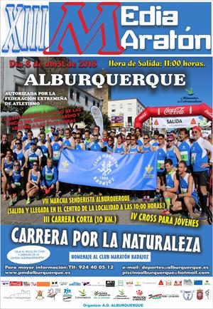 XIII Media Maratón Alburquerque