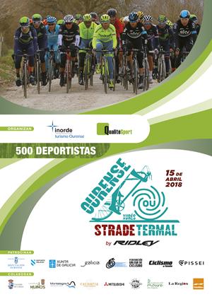 Marcha Cicloturista Ourense Strade Termal