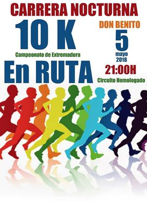 I 10K Ciudad de Don Benito