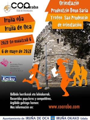 Orientazio Prudentzio Deun Saria/Trofeo San Prudencio de Orientacion