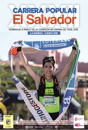 "XXXII Carrera Popular ""El Salvador"""