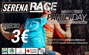 Serena Race Family Day 2018