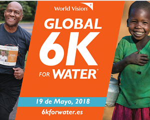 6K for Water Pamplona
