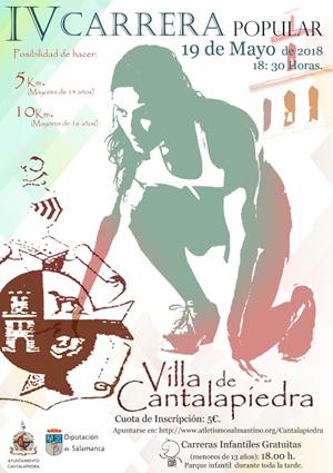 IV Carrera Popular Villa de Cantalapiedra