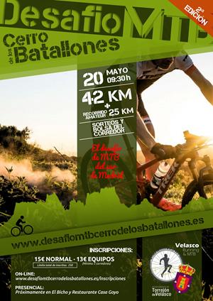 II Desafío MTB Cerro de los Batallones