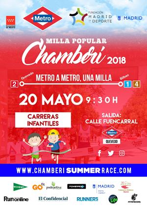 III Milla Popular Chamberí