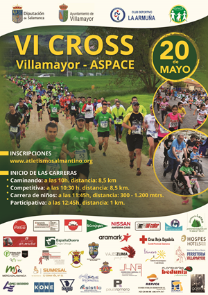 VI Cross popular Villamayor-ASPACE