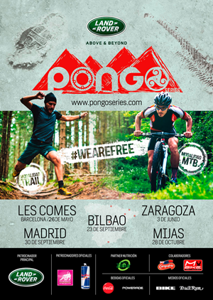 Circuito PONGO Les Comes MTB y Trail