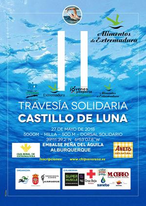 """II Travesía Solidaria """"Castillo de Luna"""" 2018"""