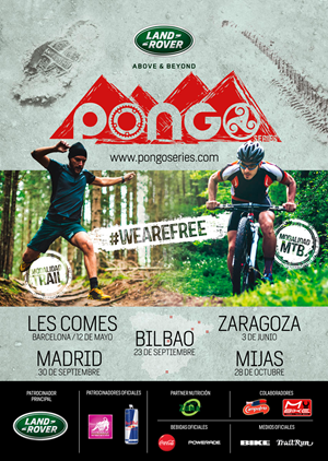 Circuito PONGO Zaragoza MTB y Trail