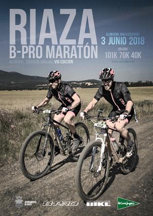 Riaza B-Pro Maratón 2018
