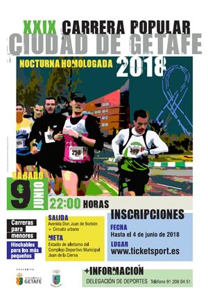 XXIX Carrera Popular Ciudad de Getafe