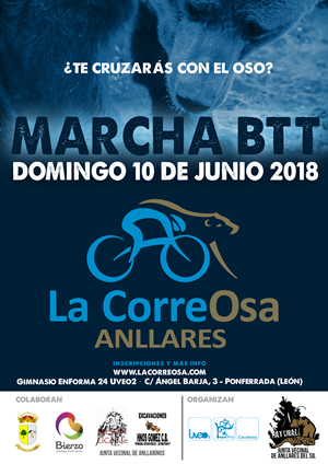 La CorreOsa 2018