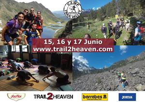 Trail 2 Heaven: Training Camp 2018