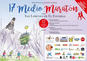 XVII Medio Maratón de San Lorenzo del Escorial
