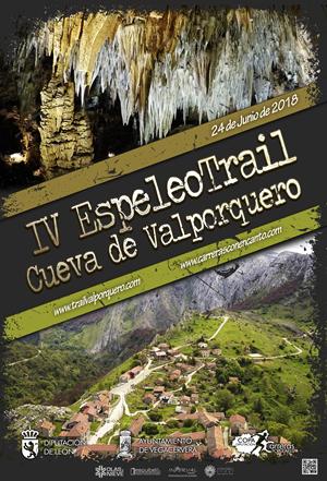 IV Espeleotrail Valporquero