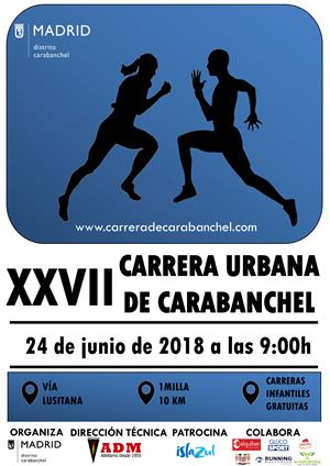 XXVI Carrera Urbana de Carabanchel. 10 km