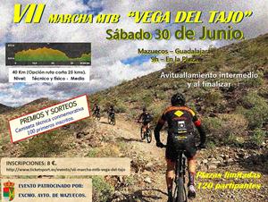 """VII Marcha MTB """"Vega del Tajo"""""""