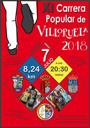 XI Carrera Popular de Villoruela